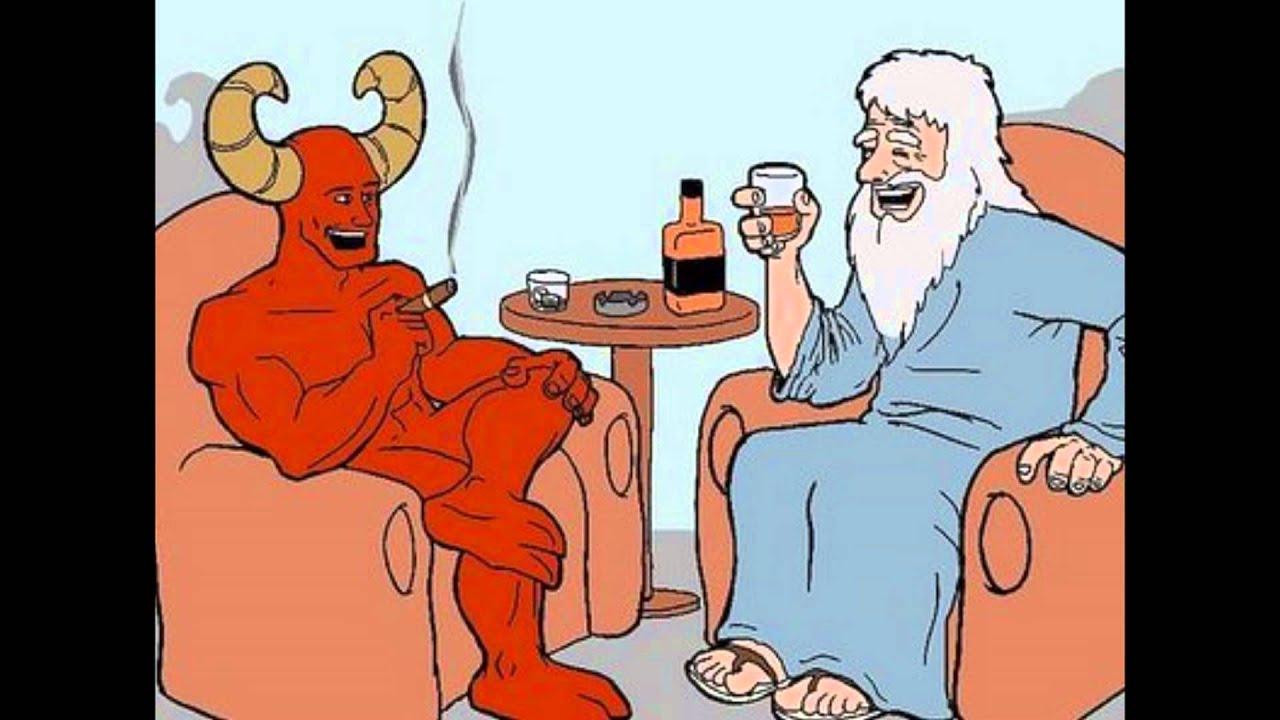 Resultado de imagem para deus e o diabo
