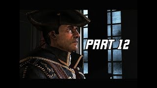 Assassin's Creed Rogue Remastered Walkthrough Part 12 - Haytham Kenway (4K Let's Play Commentary)