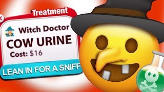 Cow Urine CURES MY DEPRESSION (BitLife)