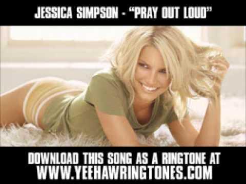 Jessica Simpson - Pray Out Loud [ New Video + Lyrics + Download ]