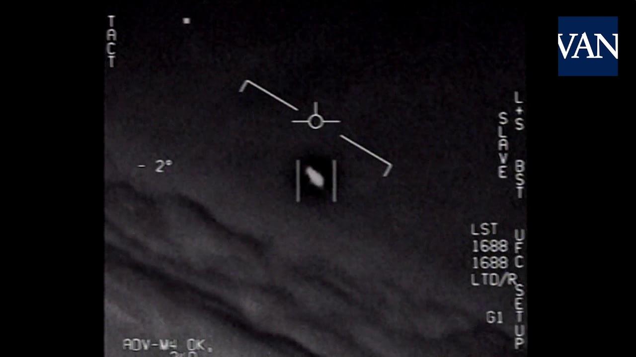 El Pentágono (EE.UU.) desclasifica los vídeos de tres avistamientos de ovnis por sus pilotos