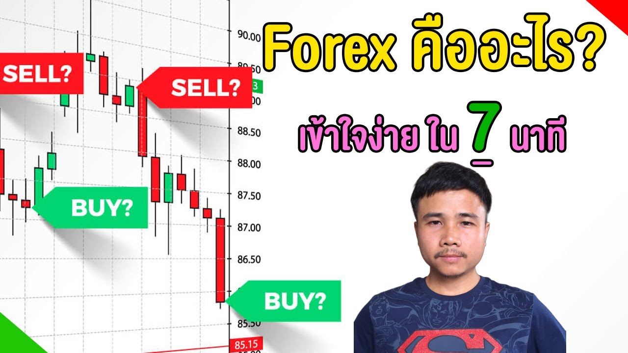 Forex คืออะไร ? เข้าใจง่ายๆ ใน 7 นาที