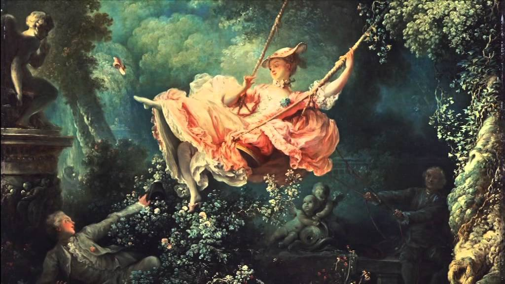 """analysis of fragonard the swing Fragonard's the swing represented a deliberate depiction of an erotic subject,   rocaille, meaning """"rock,"""" and coquille, meaning """"shell,"""" combine to form the."""
