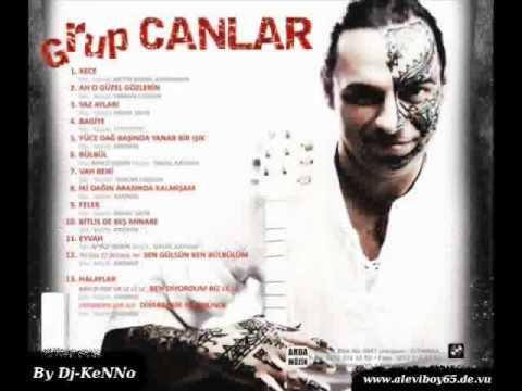 Grup Canlar -  ( 11 ) Eyvah / 2011
