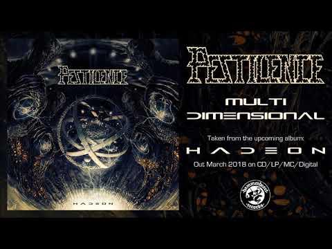 Pestilence - Multi Dimensional
