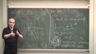 Repeat youtube video MathHistory12: Non-Euclidean geometry