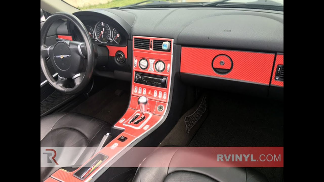 rdash chrysler dash kits custom dash trim youtube. Black Bedroom Furniture Sets. Home Design Ideas
