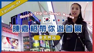 陳嘉桓帶你遊首爾 rose s trip in seoul 露絲遊記 2 of 19 東大門