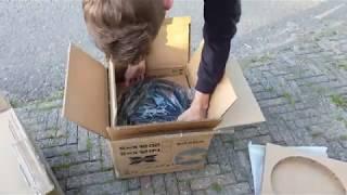 Excursion SXX 12 Subwoofers Unboxing&Testing!!