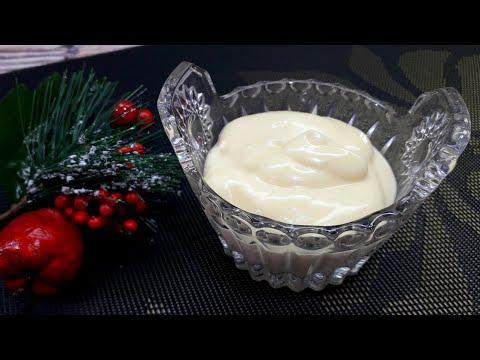 Рецепт Правильного Майонеза / Вкусный Домашний Майонез / Как Приготовить Майонез