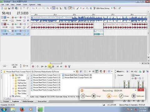 How To Song Remix in Acid Music Studio(Sinhala)Dj Aruna