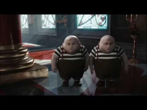 "Tweedledee and Tweedledum ""Fat Boys"""