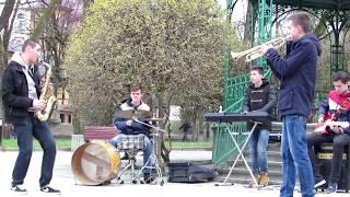 Трускавець парк сакс + труба