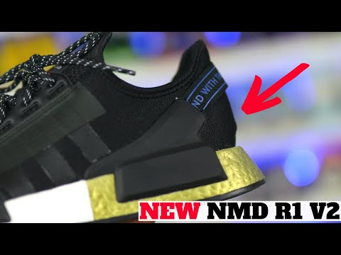 Worth Buying New 2020 Adidas Nmd R1 V2 Review On Feet Youtube