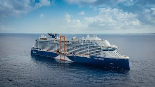 CELEBRITY EDGE - This ship redefines the experience of a Cruise 🚢 | VLOG