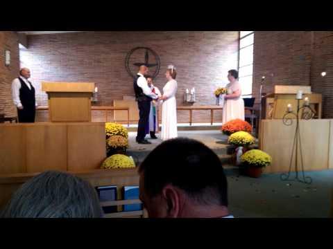 Susan and John Lamb's Wedding