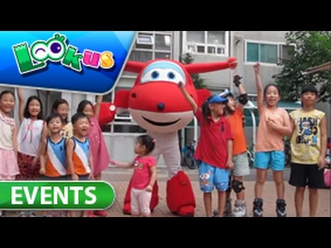 Thumbnail: 【Official】Super Wings - Event in Korea 01