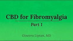 CBD for Fibromyalgia Pt 1