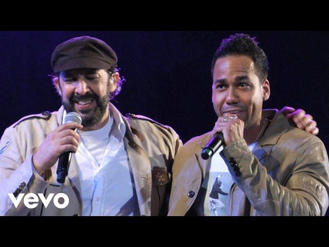 Juan Luis Guerra - Frío, Frío (feat. Romeo Santos) [Live] Videos De Viajes