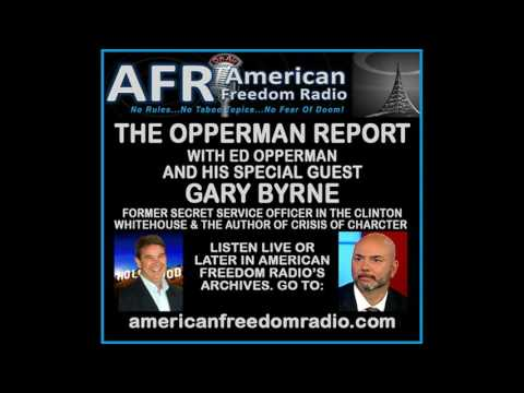 The Real Truth About Hillary Clinton. Former White House Secret Service Officer Gary Byrne Tells All