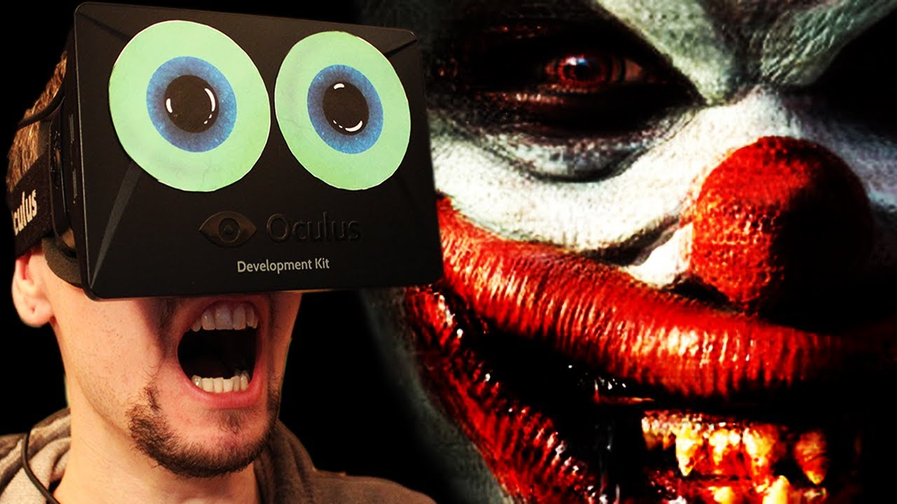 affected the carnival my poor heart oculus rift horror game