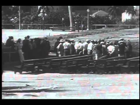 Assassination Attempt on Chicago Mayor Cermak and President Roosevelt