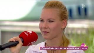 Benkő Dániel énekest faragna Bazsarózsából - tv2.hu/fem3cafe