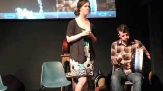 Bodhrán (Colm Phelan) and Lilting, recital of tutors - Craiceann 2014 video notes