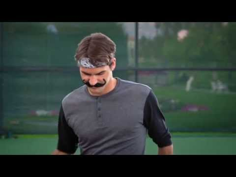 Roger Federer Incognito For the Love of the Game