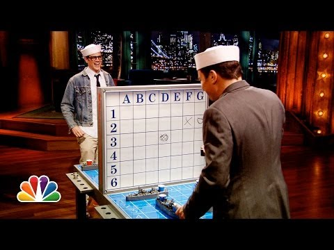 Thumbnail: Battle Shots with Johnny Knoxville (Late Night with Jimmy Fallon)