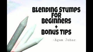 Blending Stumps for Beginners
