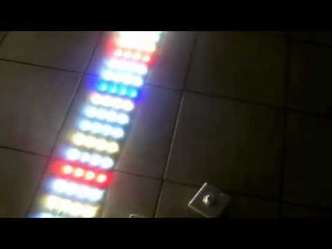 Eclairage led pour aquarium youtube - Eclairage led douche ...