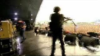 The Maccabees - Precious Time (Glastonbury 26-6-2009)