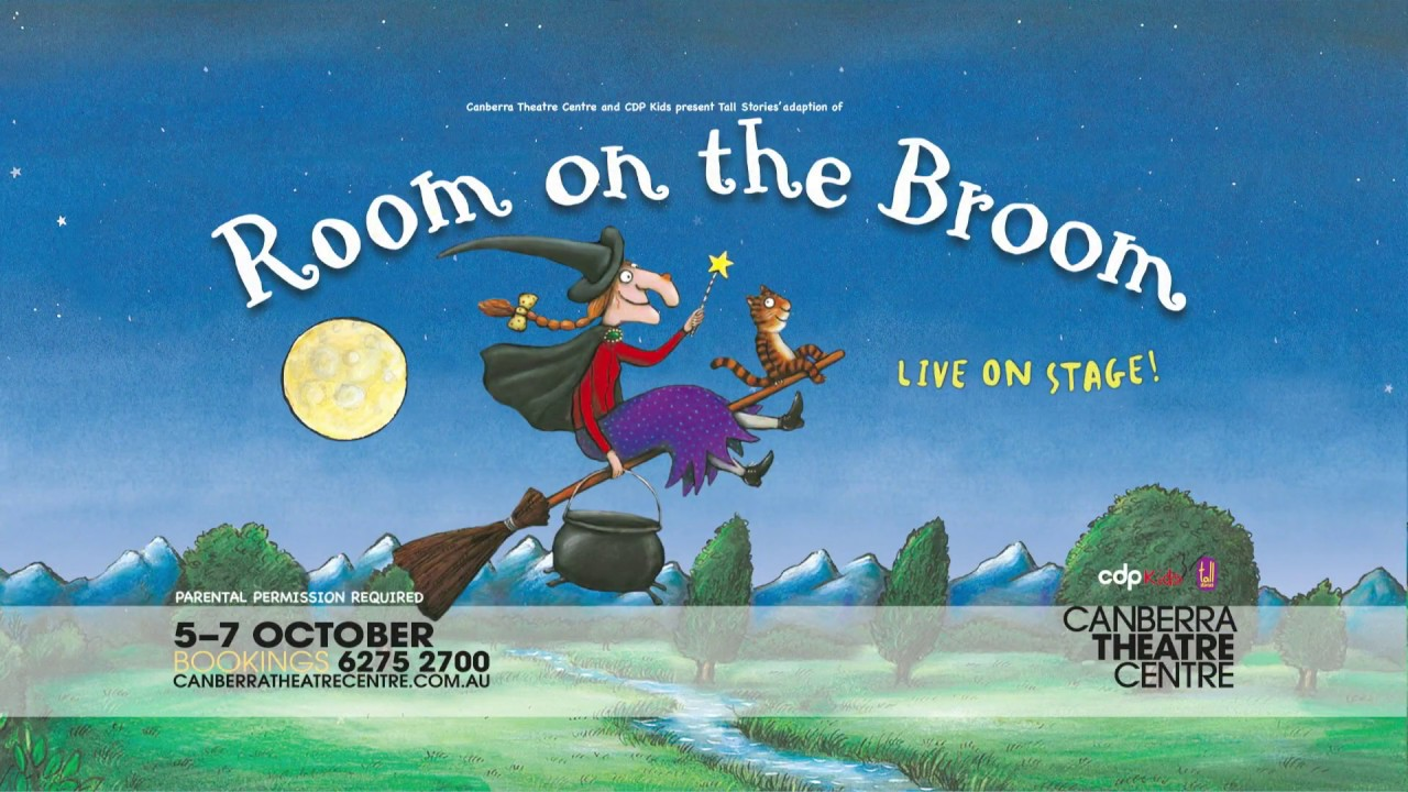 Room On The Broom At Canberra Theatre Centre 5u20137 October 2017 Part 94