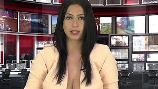 Assunta per condurre un TG in Albania, ma c'è QUALCHE polemica