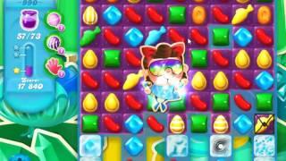 Candy Crush Soda Saga Level 990 - NO BOOSTERS