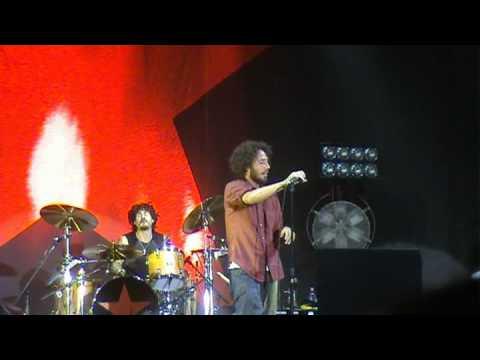 Rage Against The Machine - Clampdown (2008-06-10 Berlin)