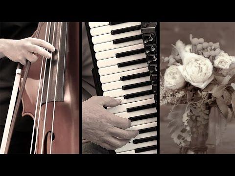 KLEZMER MUSIC - Yiddisch Mazurka - The Brides Waltz - violone accordion music Akkordeonmusik