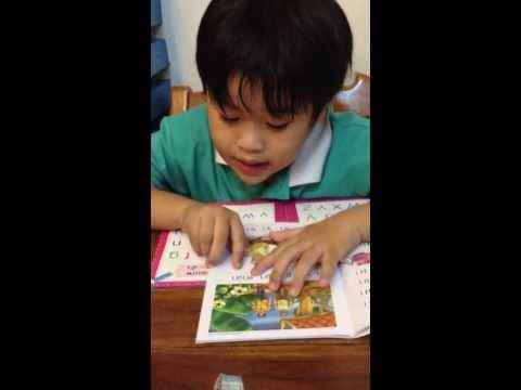โชกุล (อนุบาล 3) หัดอ่าน ภาษาไทย 2