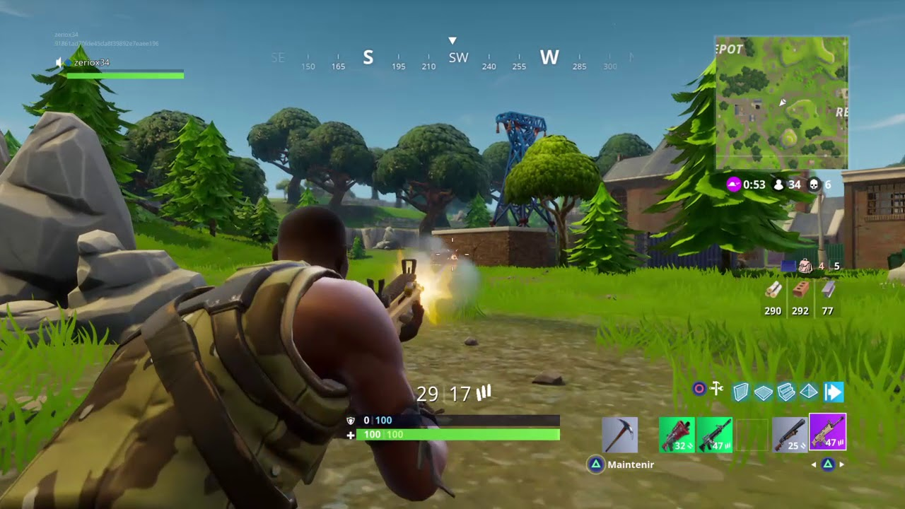 fortnite how to get 20 kills