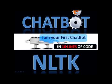 Build Your Chatbot In 10 Lines Of Code With NLTK Module Of Python