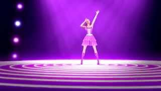 Barbie the princess and the popstar - Music video - Greek