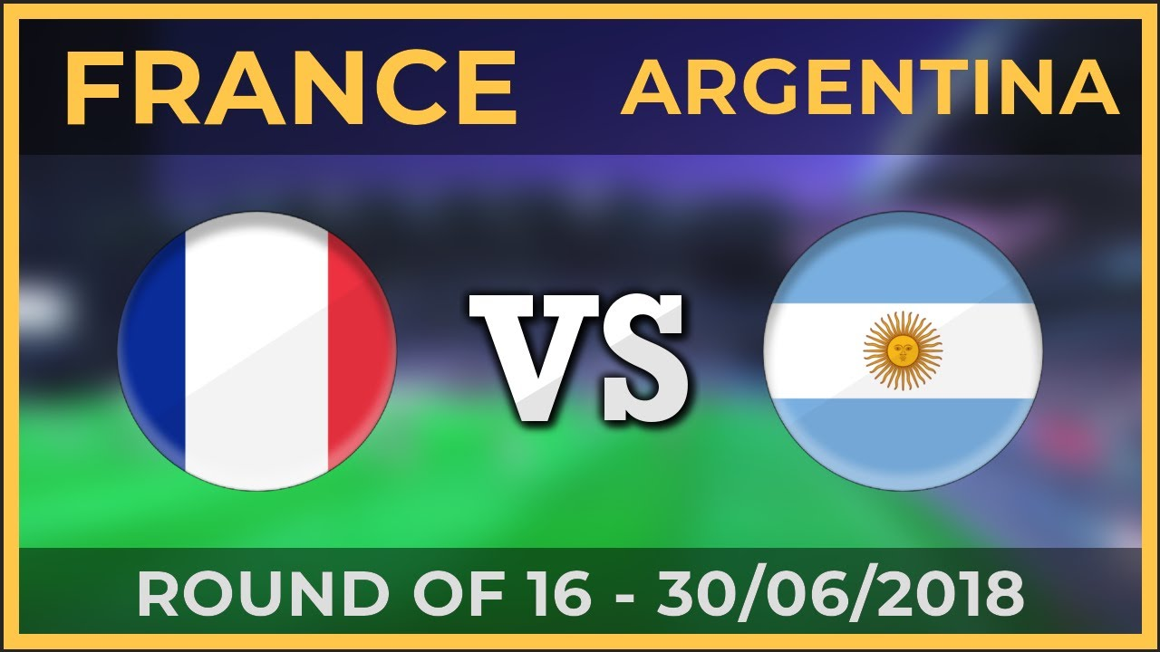 france argentina round of 16 world cup 30 06 2018