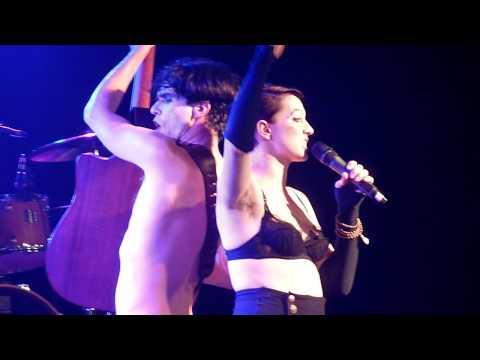 The Dresden Dolls - Port of Amsterdam (Hobart 19.01.12)