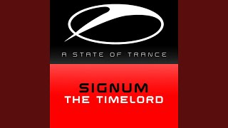 The Timelord (Original Mix)