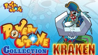 Power Stone Collection PSP Playthrough - POWER STONE 1 STORY MODE with KRAKEN