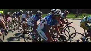 2 тур Первенства России в гонке-критериум (велоспорт-шоссе) г.Орёл 9 мая 2016