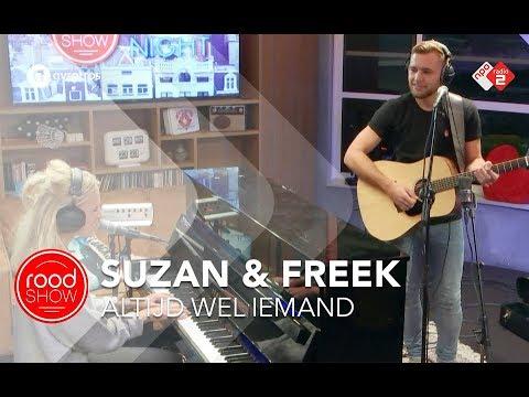Suzan & Freek - Altijd Wel Iemand live @ Roodshow Late Night