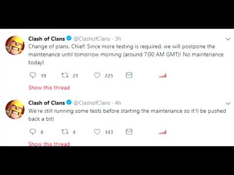 Update Today ? September Update 2018 Clash of Clans - COC