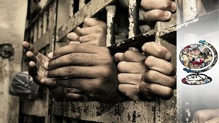 The Booming Business Of Human Incarceration